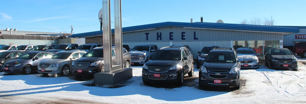 Theel Motors: 504 Main Ave E, Rolla, ND