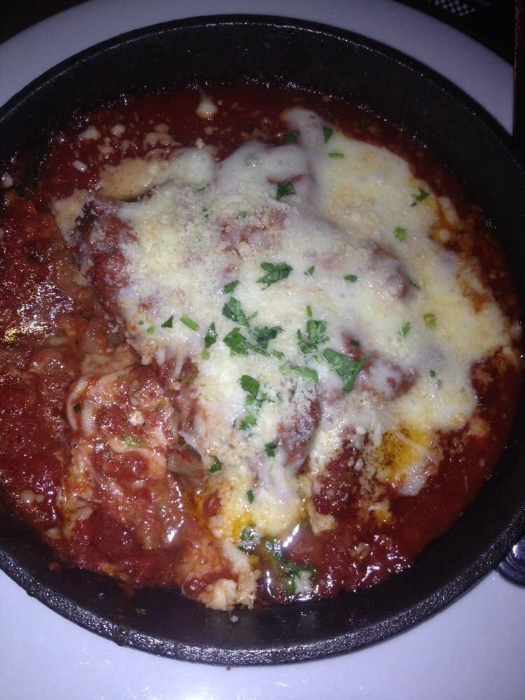 Egg Plant Parmesan Most Excellent Yelp