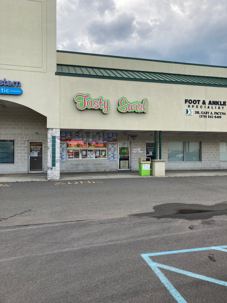Tasty Swirl: 921 Drinker Tpke, Covington Township, PA