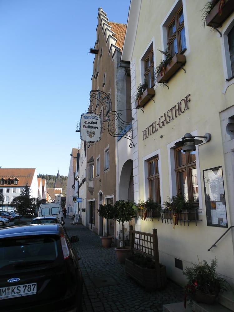 Zum Dallmayr - Hotel - Reichenauplatz 5, Berching, Bayern - Beiträge ...