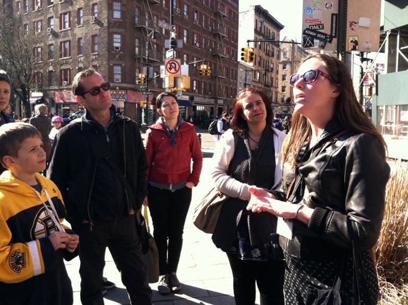 Boroughs of the Dead: 9 E 8th St, New York, NY