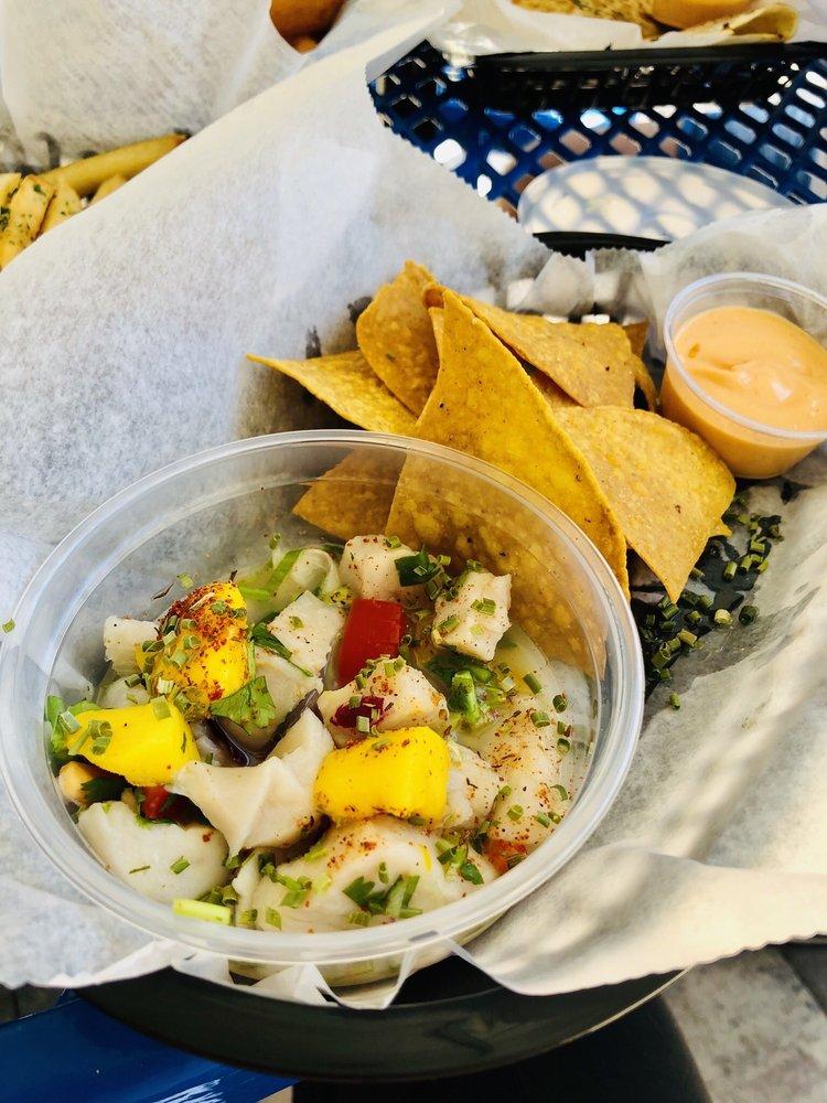 NautiTime Seafood n Wing Shak: 10317 W Yulee Dr, Homosassa, FL
