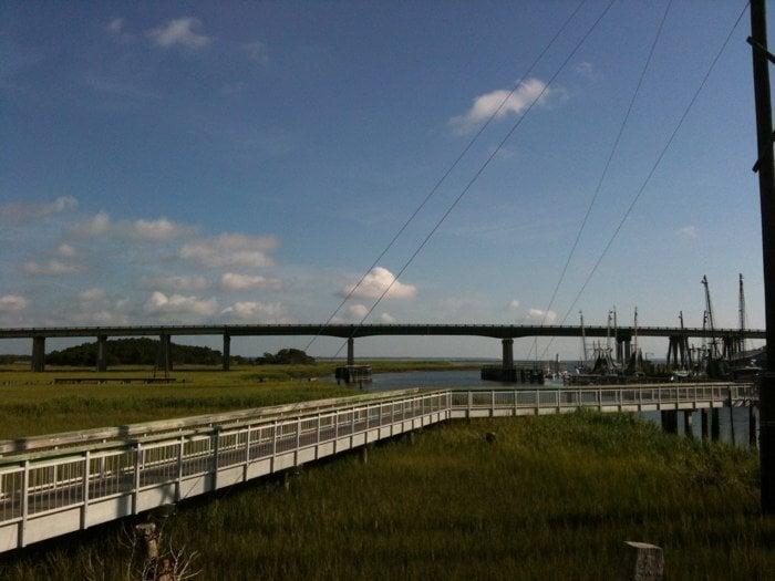 Photos for lazaretto creek park fishing pier yelp for Fishing charters savannah ga