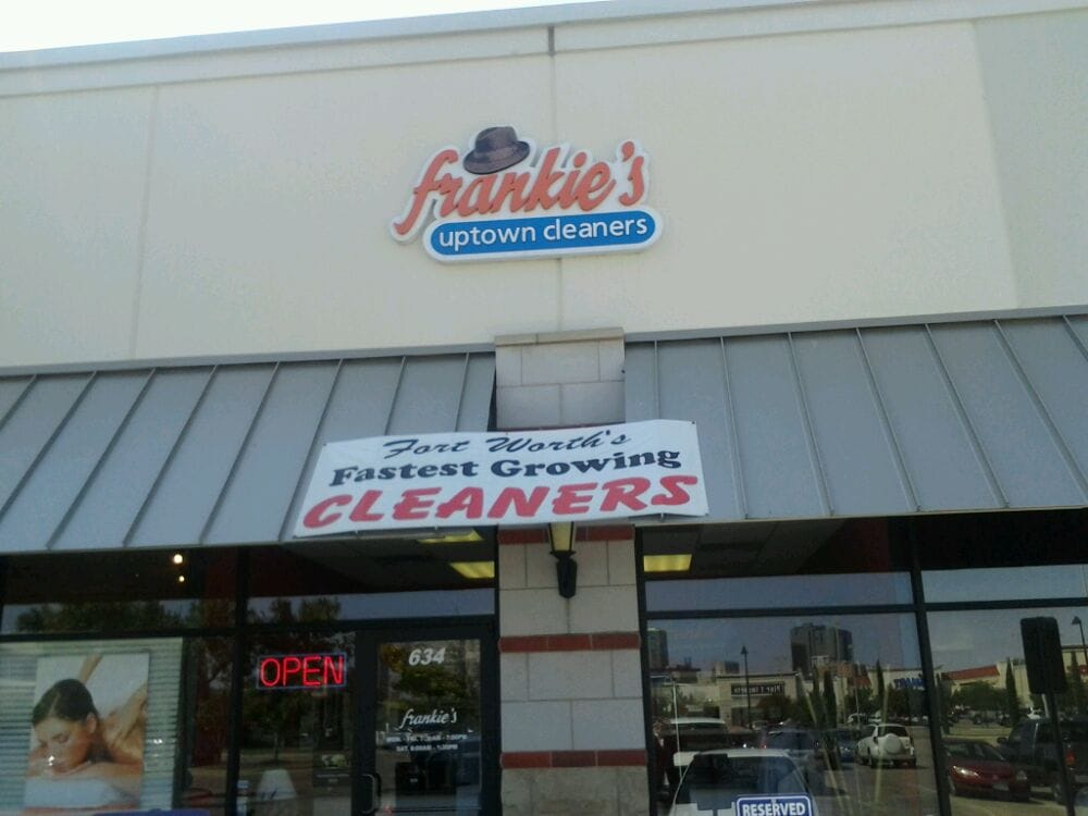 Frankie S Uptown Cleaners Laundry Services 501 Carroll