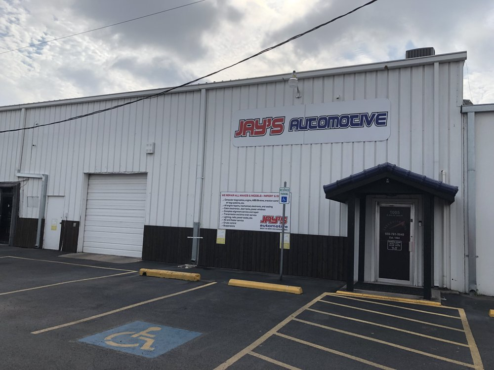 Jay's Complete Automotive: 1005 E US Hwy 83, McAllen, TX