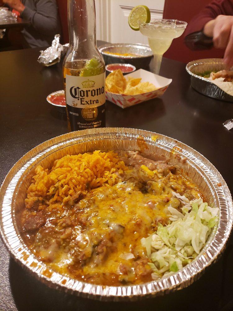 J And R's Fine Mexican Food: 999 N Broad St, Globe, AZ