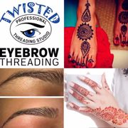 twisted eyebrow threading studio 46 photos 30 avis pilation au fil 820 sterling pkwy. Black Bedroom Furniture Sets. Home Design Ideas