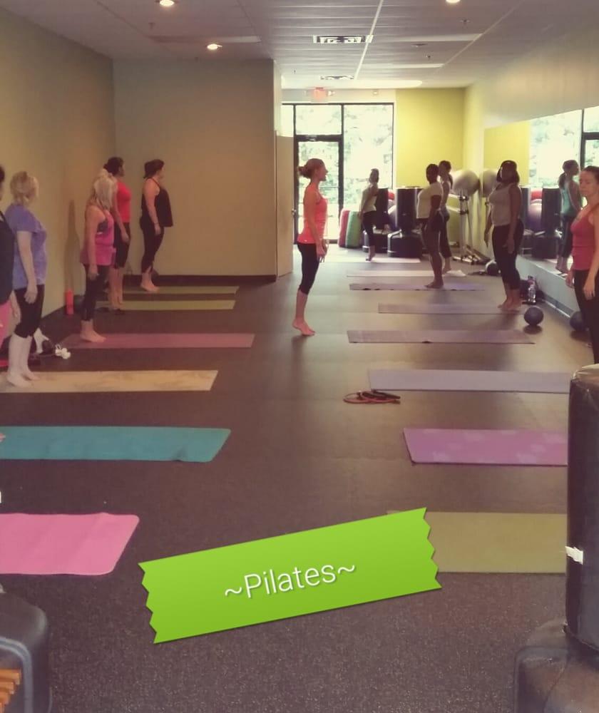 Pilates Mat. Thursdays, 6pm.