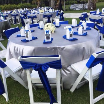 Photo Of Savannahs Chair Covers Rentals Events Honolulu Hi United States