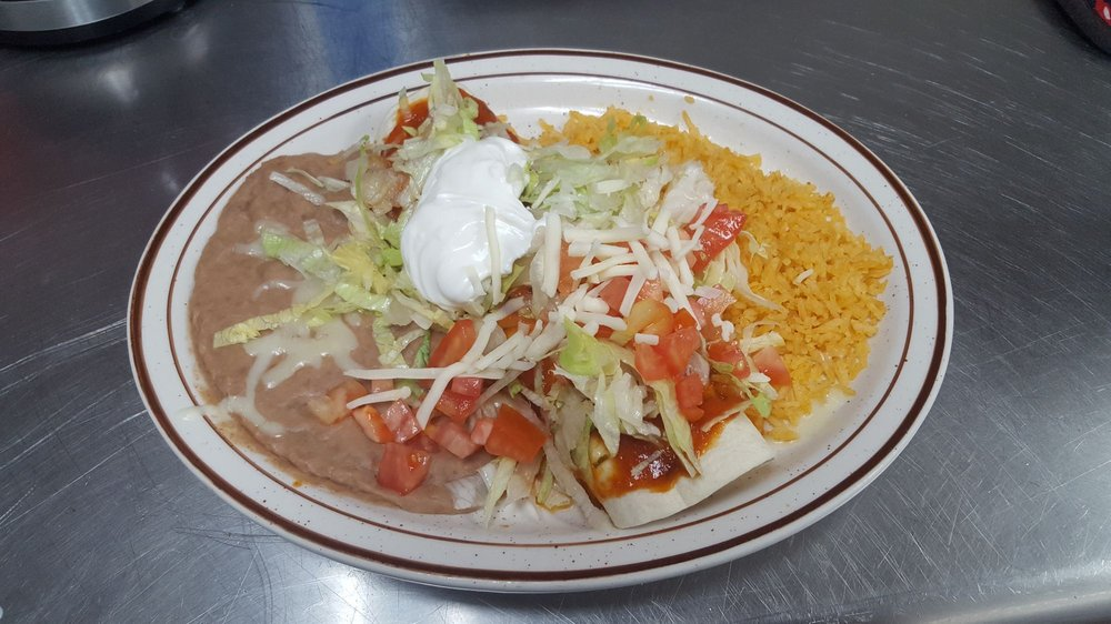 La Rosa Mexican Restaurant: 50 N State Rd 135, Bargersville, IN