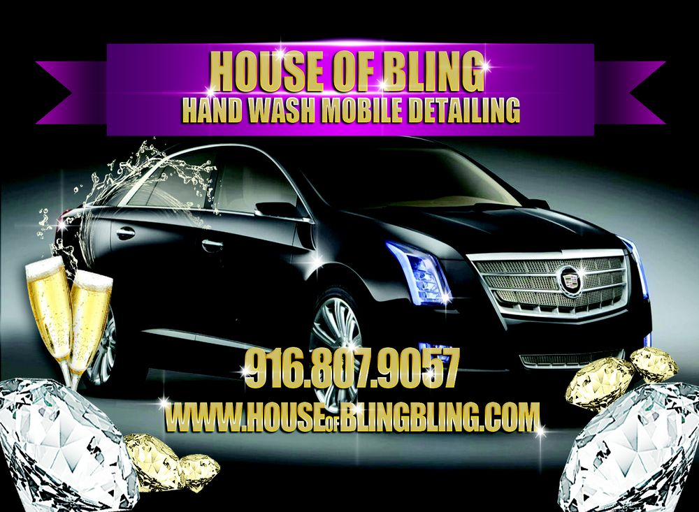 House of bling mobile car wash cerrado detallado de for G stone motors used cars