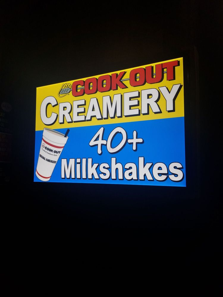 Cook Out: 534 US Hwy 70 W, Havelock, NC
