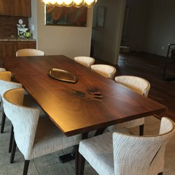 Superb Photo Of Denali Furniture   Portland, OR, United States. Walnut Bookmatch  Dining Table