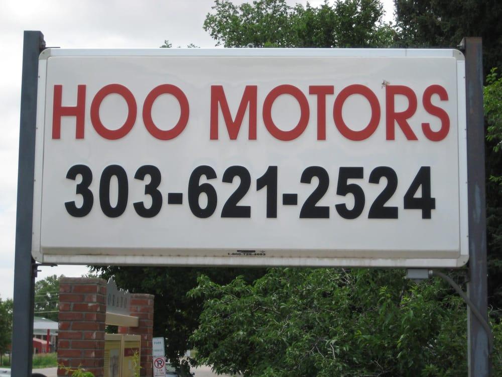 Hoo Motors: 229 Comanche St, Kiowa, CO