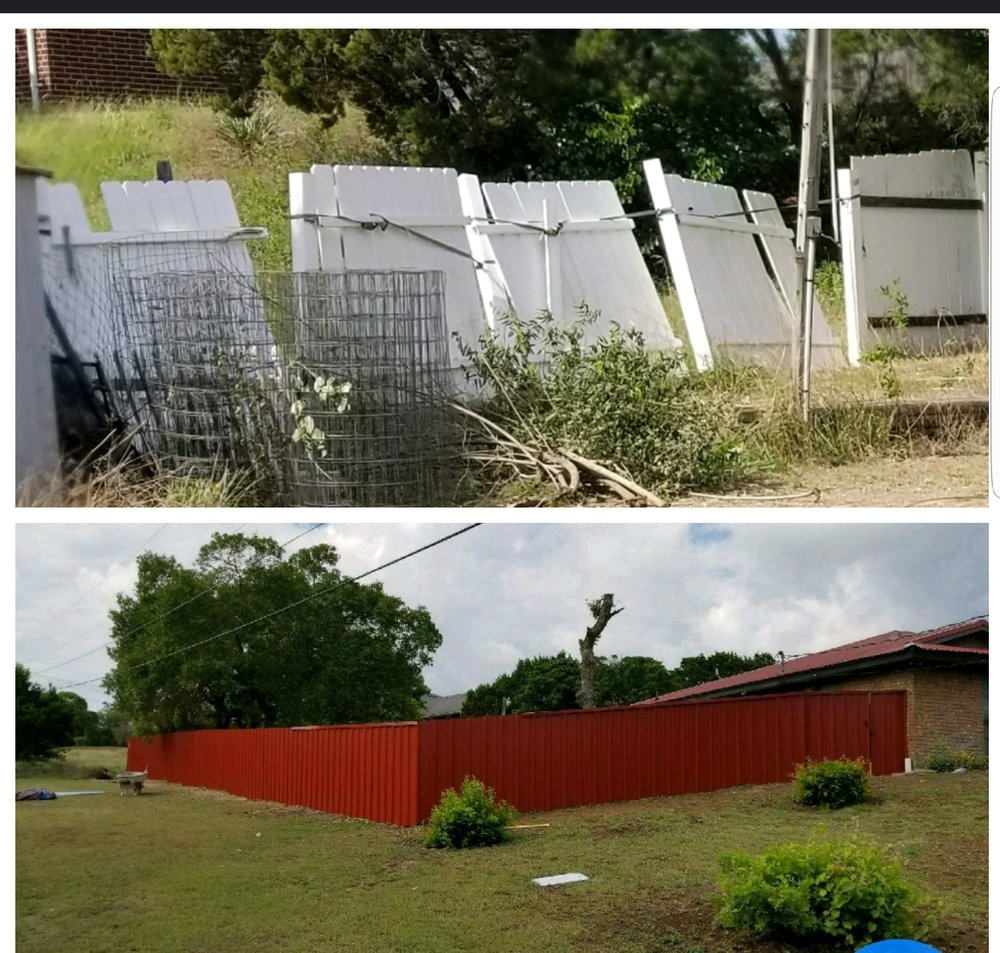 Fence Usa 26 Photos Fences Gates 2406 Ay Blvd Harker Heights Tx Phone Number Yelp