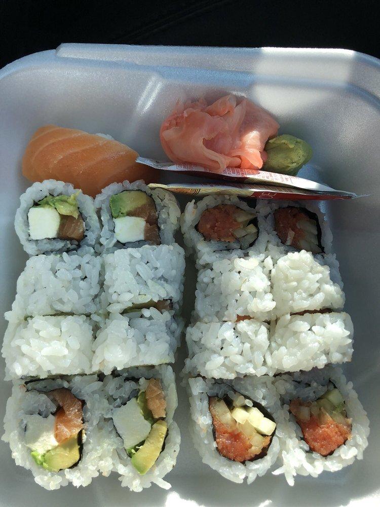 Sushi Kyo: 1759 Lewis Rd, Monterey, CA