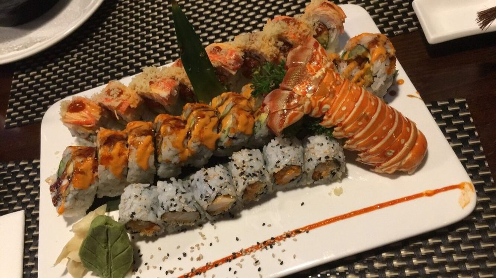 Umai Cafe: 601 South Fort Harrison Ave, Clearwater, FL