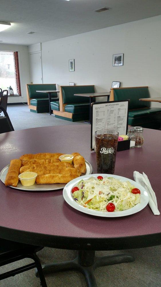 DM's Pizza Shop: 1871 DuPont Rd Rt 95, Parkersburg, WV