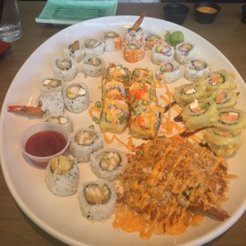 Origami Sushi 348 Photos 229 Reviews Japanese 6507 W Waters