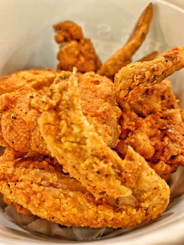 Uncle C's Chicken & Waffles: 6308 Richmond Hwy, Alexandria, VA