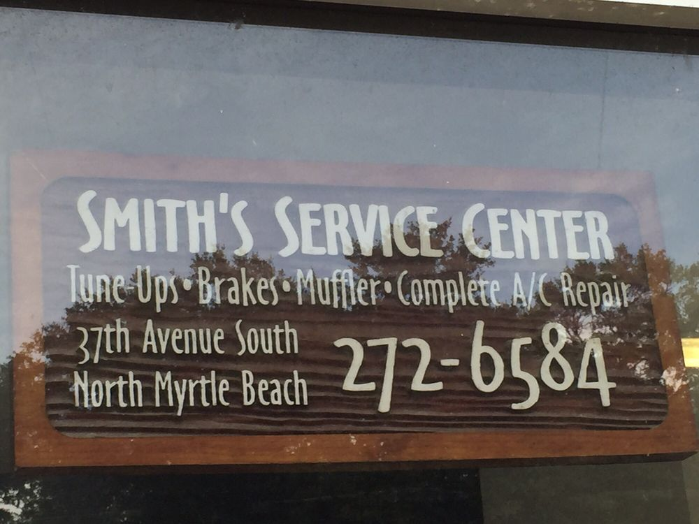Smith's Service Center: 37 Ave S, North Myrtle Beach, SC