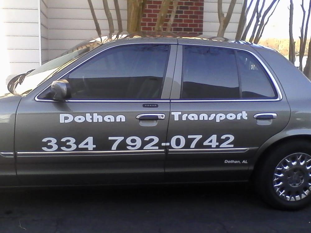 Dothan Taxi and Transport: 333 Fortner St, Dothan, AL