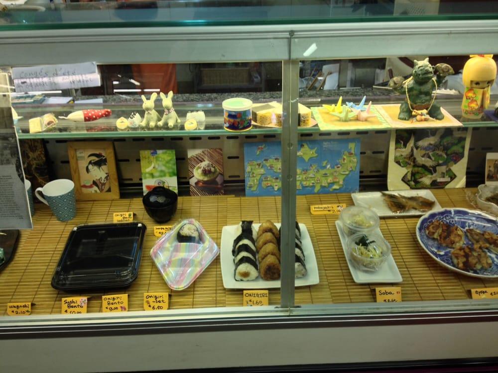 Restaurant Japonais Brochant