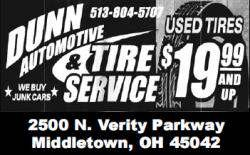 Dunn Automotive & Tire Service