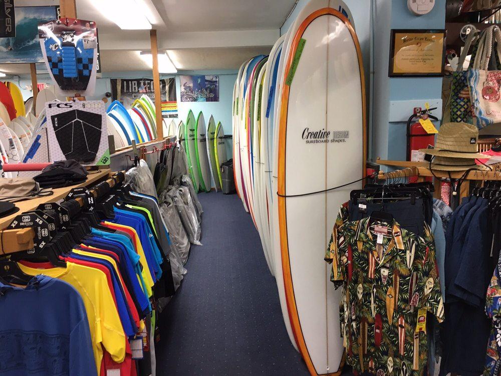 Atlantic Beach Surf Shop: 1848 Park St, Atlantic Beach, NY
