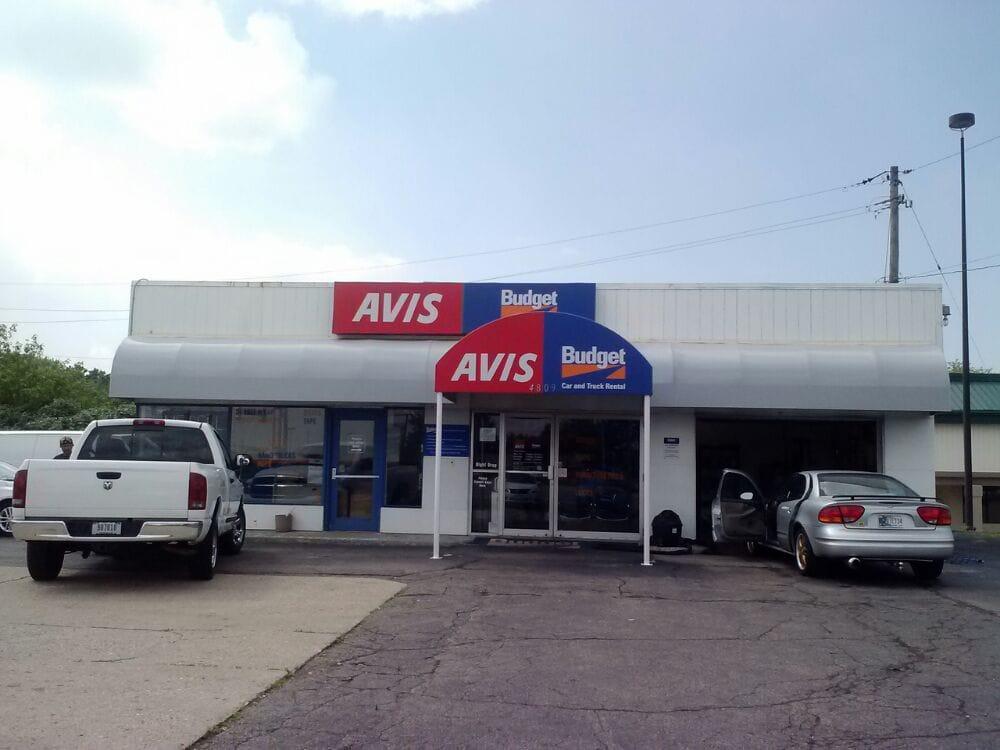 Avis Car Rental Indianapolis Yelp
