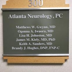 Atlanta Neurology Neurologist 5673 Peachtree Dunwoody Rd