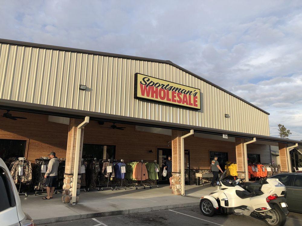 Sportsmans Wholesale: 184 U S Hwy 24, Morehead City, NC