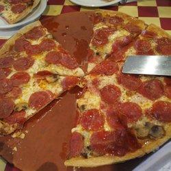 Pizza hut buffet hours el paso