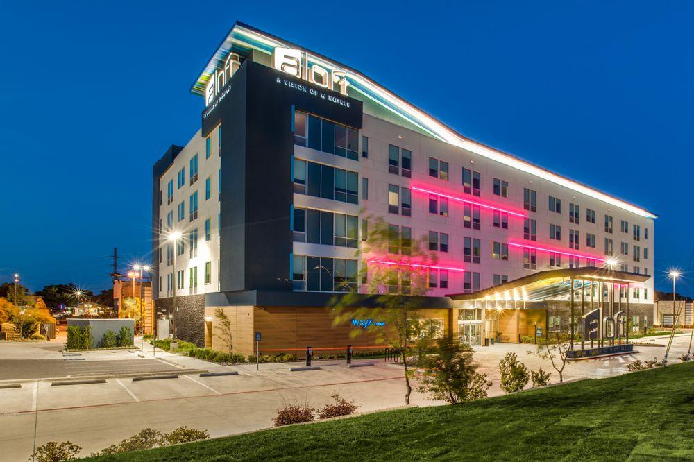 Aloft Dallas Arlington Entertainment District