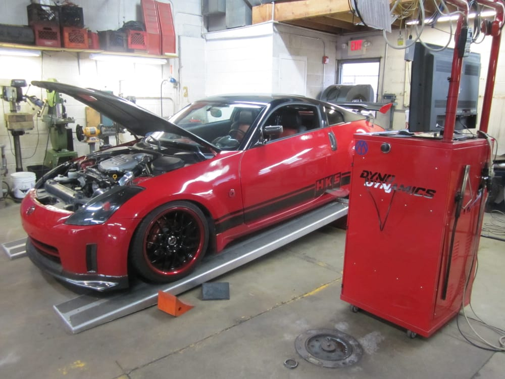 Dynamometer Horsepower Measurement : Wd dynamometer we use to measure horsepower tune cars
