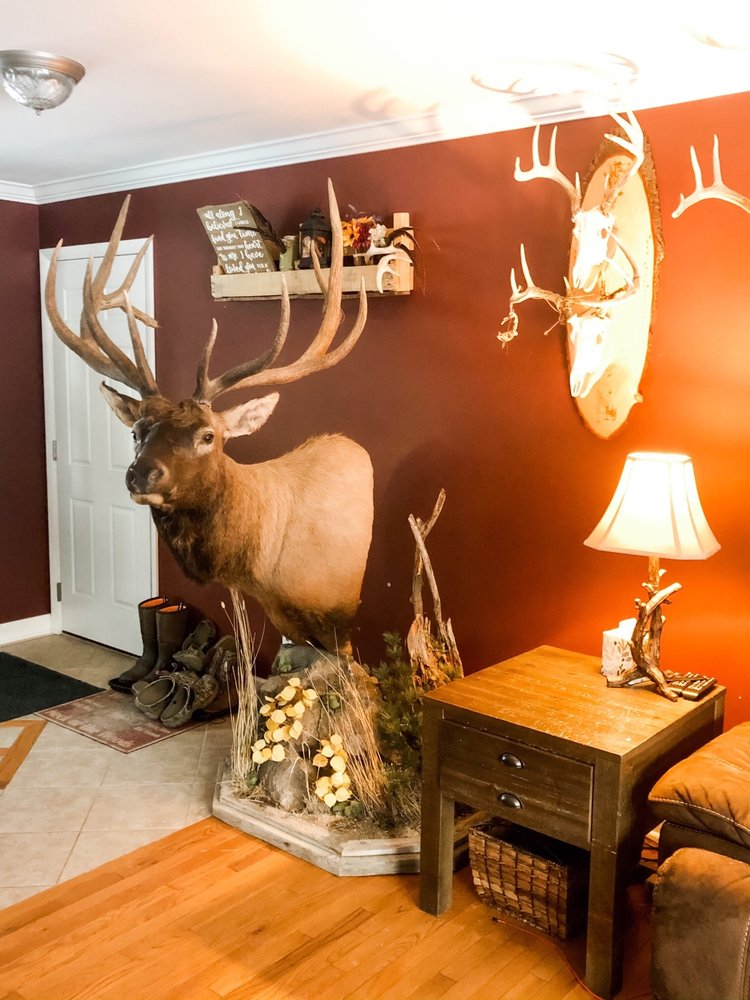 Cole Creek Taxidermy: 122 S Main St, Firth, ID