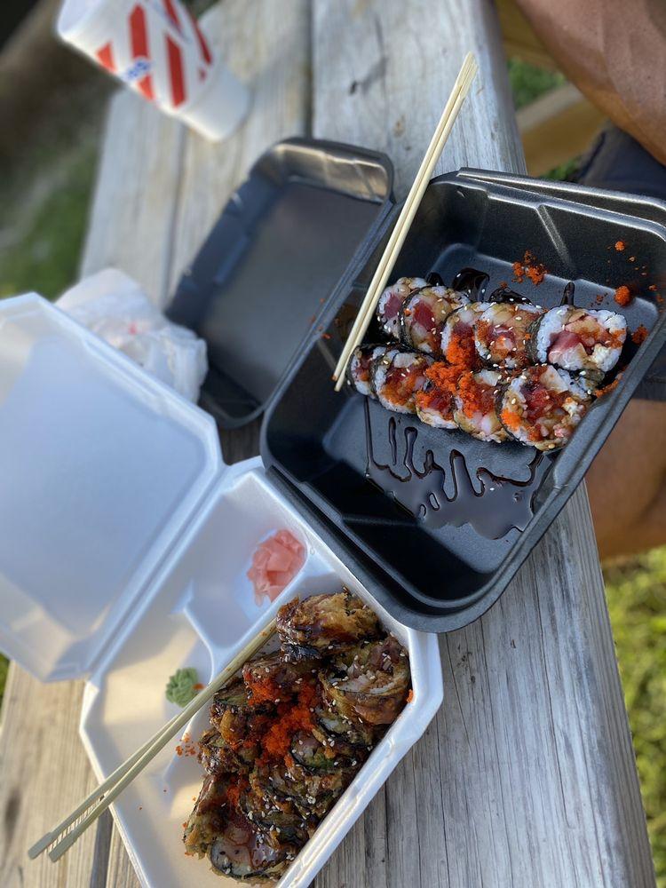 Oyshi Sushi By Sith: 277 Buddy Ganem Dr, Portland, TX