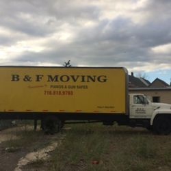 Photo Of B U0026 F Moving And Storage   Buffalo, NY, United States