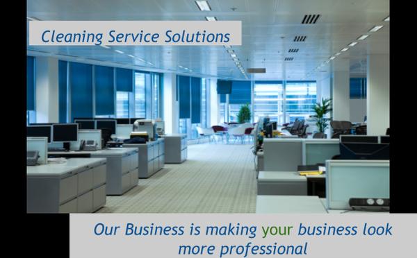 Cleaning service solutions obtener presupuesto for Presupuesto de limpieza de oficinas