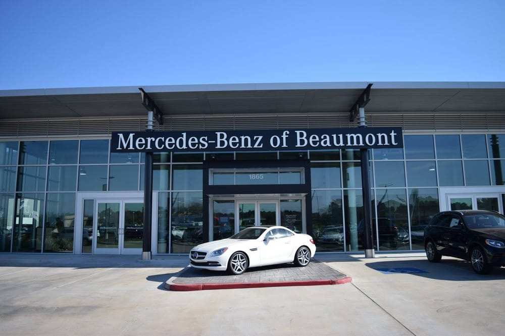 Mercedes Benz Of Beaumont New Used Car Dealership