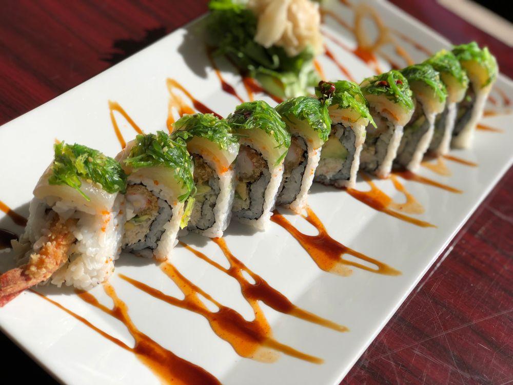 Ichiban Sushi and Thai: 7400 N Federal Hwy, Boca Raton, FL