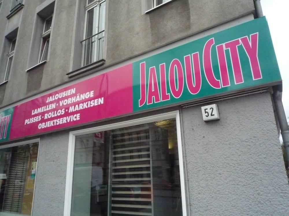 Jaloucity Berlin Wilmersdorf Tende E Avvolgibili