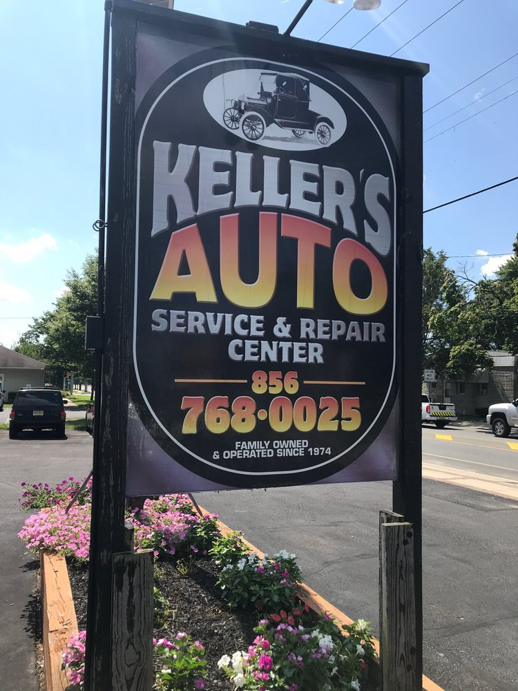 Keller's Auto Repair & Service Center: 210 Haddon Ave, West Berlin, NJ
