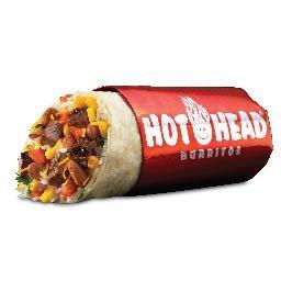 Hot Head Burritos: 1947 Havemann Rd, Celina, OH