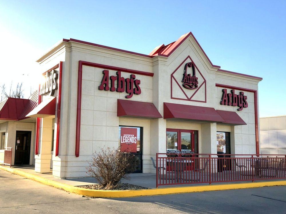 Arby's: 620 N Kansas Ave, Liberal, KS