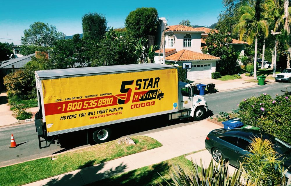 Five Star Moving Company