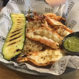 Jumbo shrimp yelp for California fish grill gardena ca