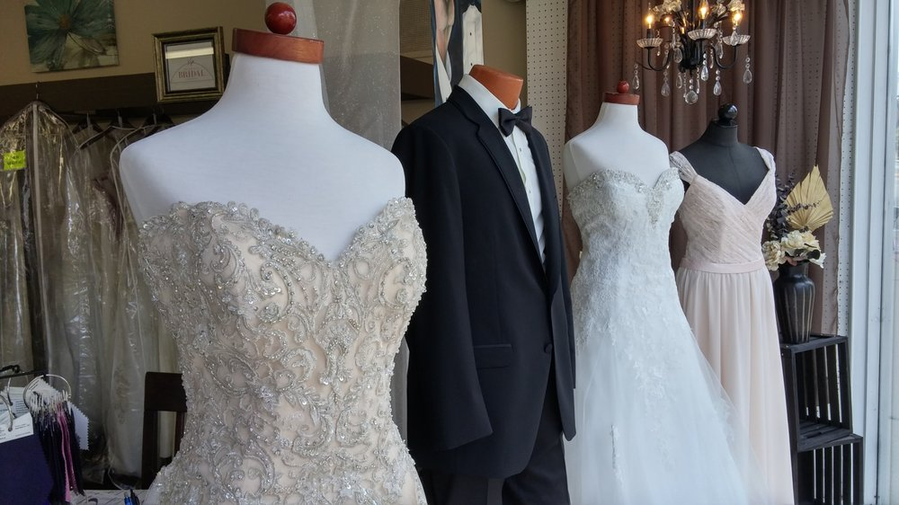 Sandra D's Bridal Boutique: 115 E Main St, Watertown, WI