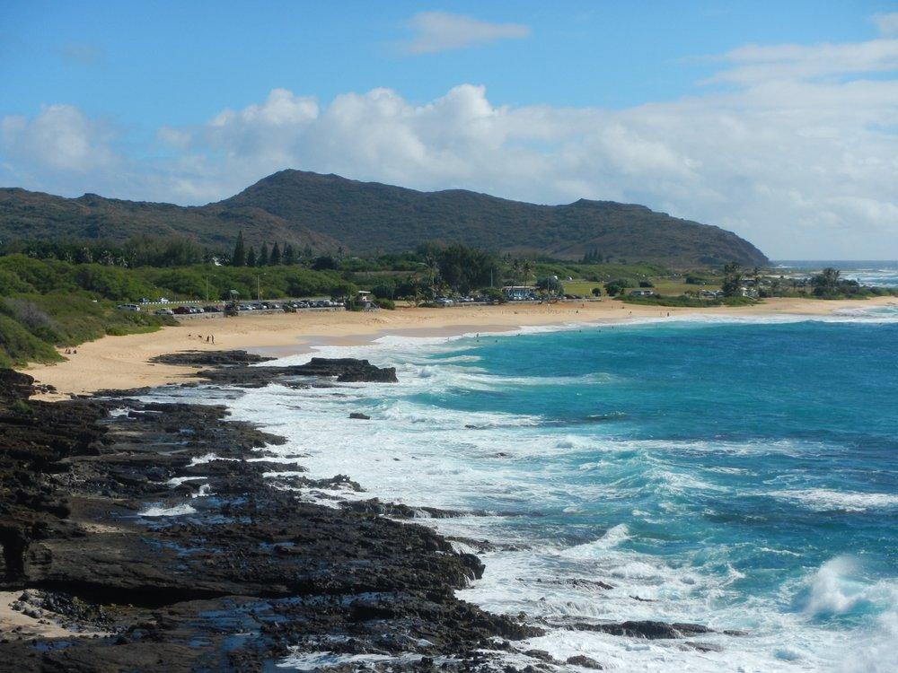 Photo Of Sandy Beach Park Honolulu Hi United States View
