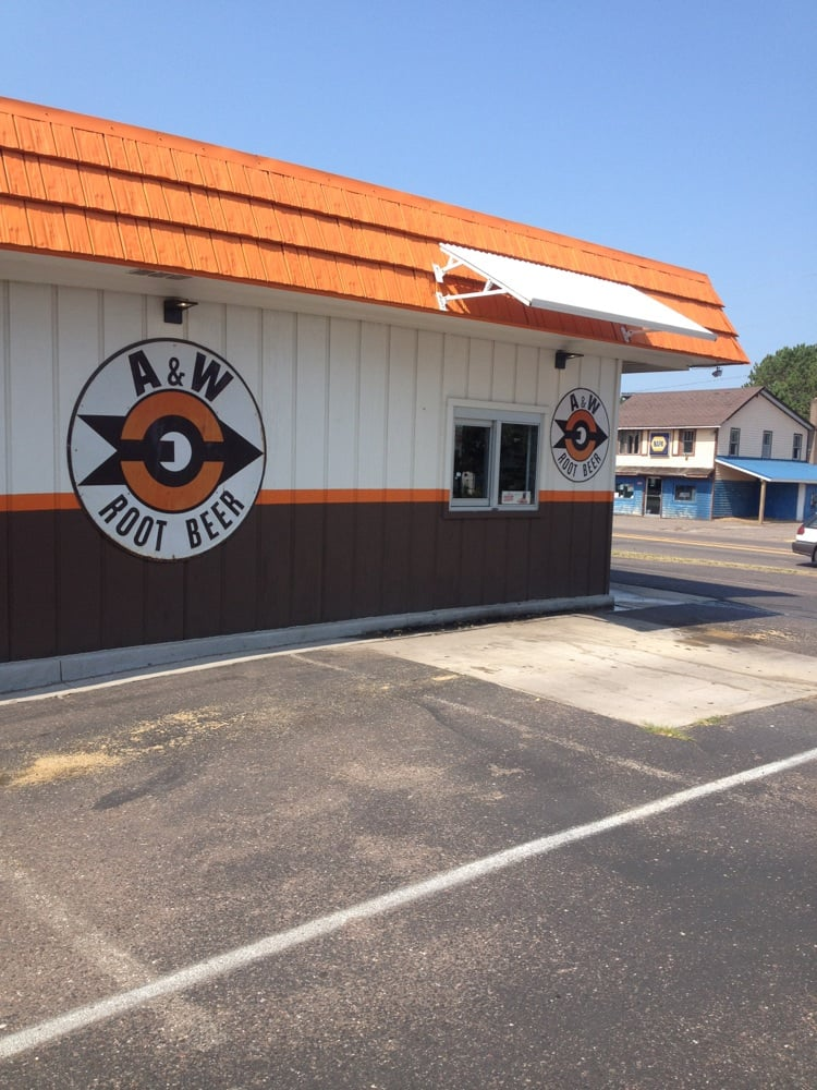 A&W Restaurant: 7885 US Highway 2, Iron River, WI